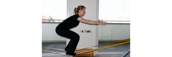 Übungen für ein dreidimensionales und funktionelles Training