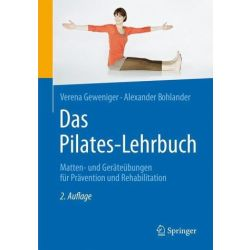 Das Pilates Lernbuch 2. Auflage