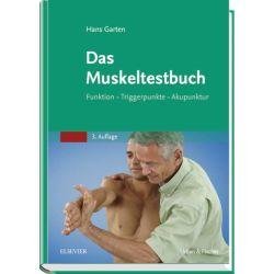 Das Muskeltestbuch 3. Auflage